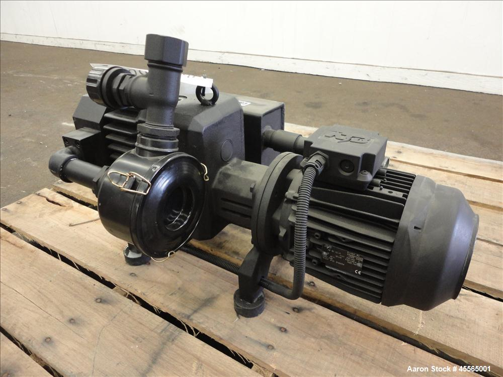 Used-Gardner Denver Vacuum Pump Model VLR60