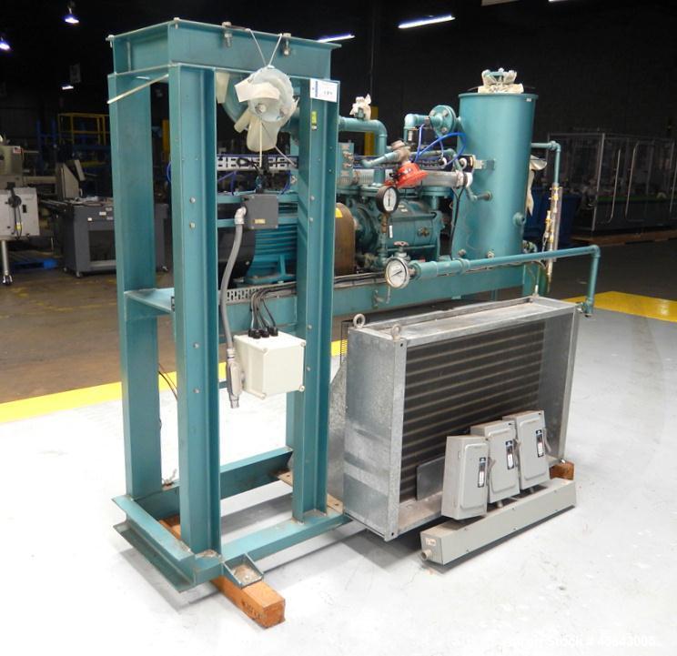 Used- Graham Precision Pumps Vacuum Fluid Pump