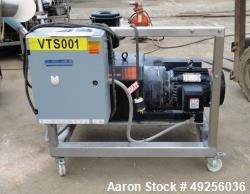 Used-Busch Mink claw vacuum pump type MINK MM 1322 AVV6.11XX, serial number U070801158, Displacement 218 CFM, 10 HP, 208/230...