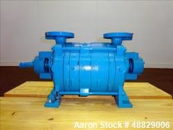 Unused- Kinney Liquid Ring Vacuum Pump, Model KLRC-75-FA2, Carbon Steel.
