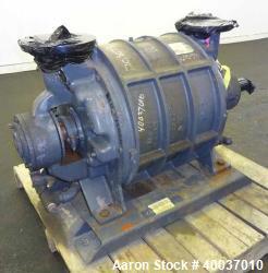 Used- Carbon Steel Nash Vacuum Pump, Type CL1003