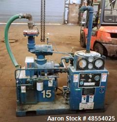 Used- Quincy Vacuum Pump, Model QSVBDANN3A