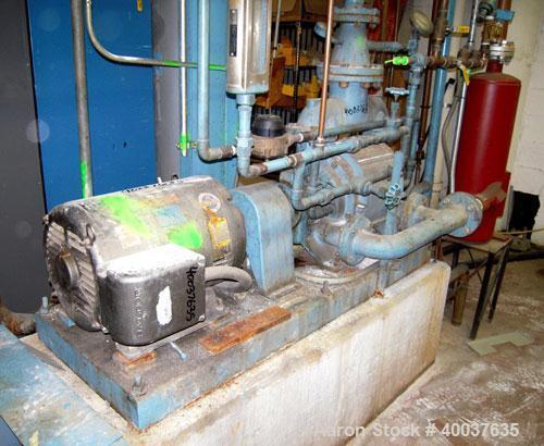 Used- Nash Vacuum Pump, 14520040300000D