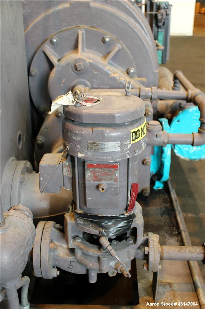 Unused- Nash Main Condenser Exhaust System, Model AT-3400E