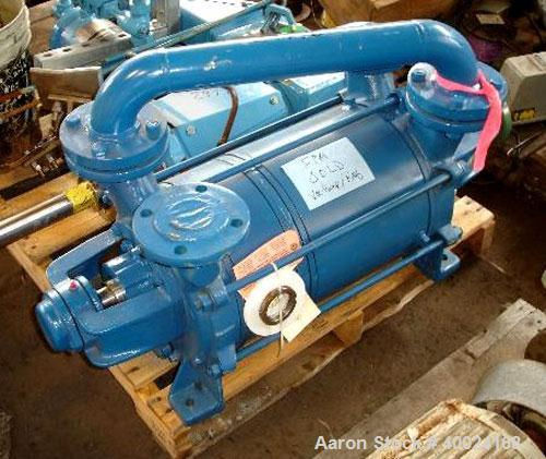 "Unused- Sihi Liquid Ring Vacuum Pump Body, Model LPHY 65327, carbon steel construction, rated 235 CFM at 28.9"" of vacuum."