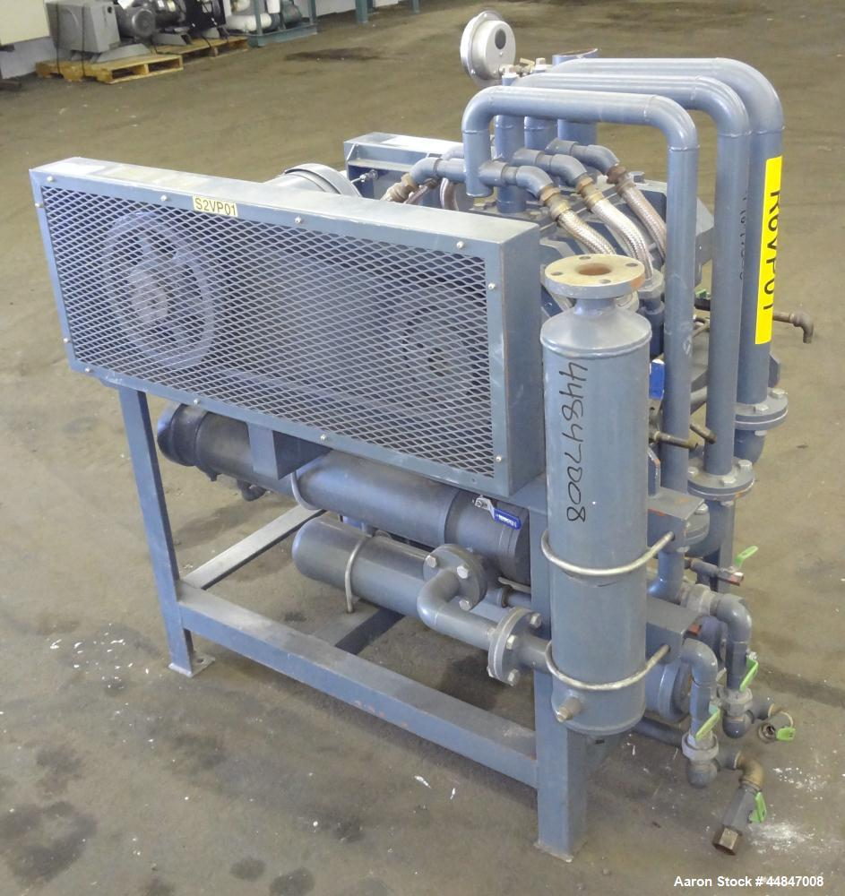Used- Stokes Vacuum System, Model CD-180