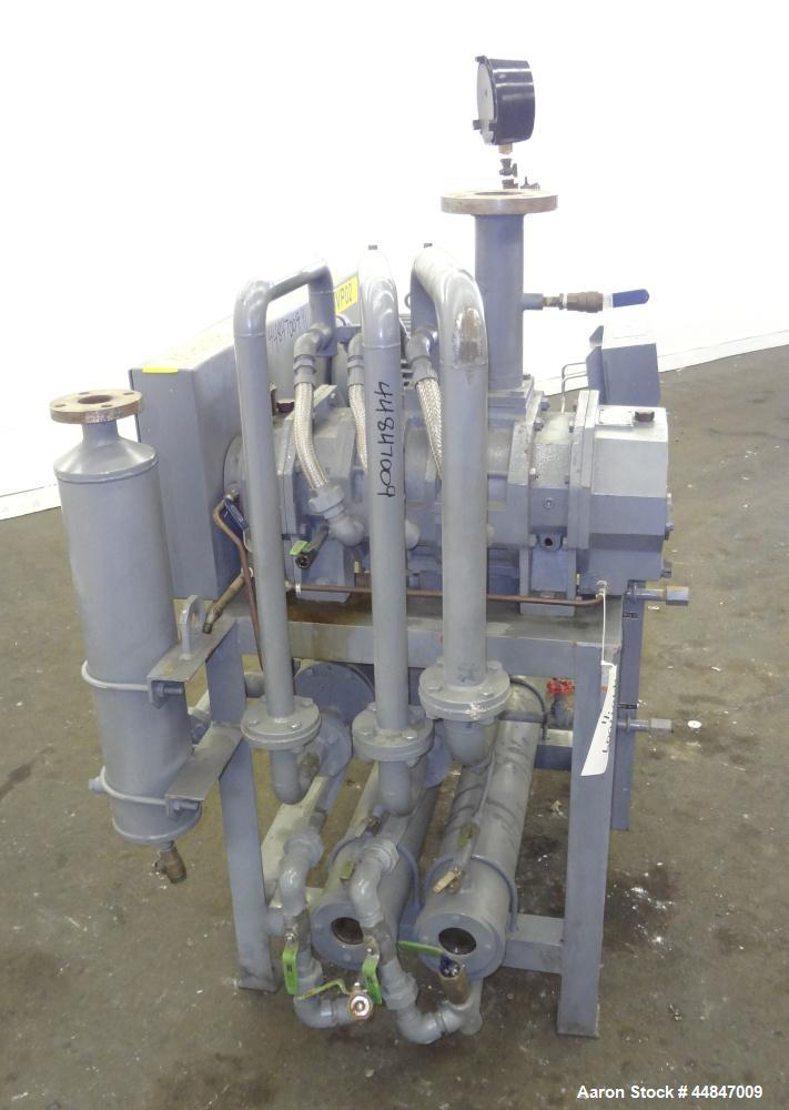Used- Stokes Vacuum System, Model CD180