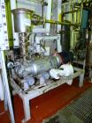 Used- Busch Single Stage Cobra Dry Screw Vacuum Pump, Model AC0400FBT6.000H, Carbon Steel. Rated 262 cfm, 0.05'' Torr., dire...