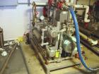 Used- Carbon Steel Busch Single Stage Cobra Dry Screw Vacuum Pump, Model NC0070