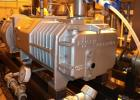 Used- Busch Cobra vacuum pump, model UCO250.AGM6.000F, approx. 15 hp 230/460 volt explosion proof motor, serial# PB0330301.