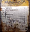 Used- Kinney Liquid Ring Vacuum Pump, Model KLRC-75-KBA, Carbon Steel. Approximately 75 CFM at 1750 rpm. 1-1/2