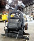 Used- Nash Liquid Ring Vacuum Pump, Model CL3002, Carbon Steel. Approximately 2590 cfm at 24