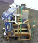 Used- Stainless Steel Nash Liquid Ring Vacuum Pump