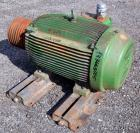 Used- Carbon Steel Nash Liquid Ring Vacuum Pump, Model CL3002