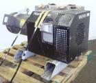 Used- Carbon Steel Rietschle VacFox Series Rotary Vane Vacuum Pump, Type VC200