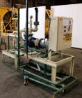 Used- Squire Cogswell Vacuum Pump System consisting of (1) Squire Cogswell liquid ring vacuum pump, model LEX 320, carbon st...