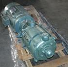 Unused-UNUSED: Robuschi liquid ring vacuum pump, model RVA902, carbon steel. 2
