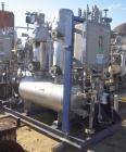 Used- Rosenmund Apovac System Consisting Of: (1) Sulker Burckhardt pump, model PMZU2510H8, 15hp motor, (1) Kontro pump, mode...