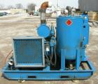 Used: Scales Air Compressor Corp Rotary Screw Vacuum Pump, Model SVSD-40.  Air cooled, 550 ACFM,  4