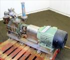 Used- Sihi Liquid Ring Vacuum Pump, Model LPHA-5612-PN041010, Carbon Steel. 2