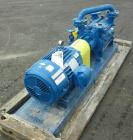 Unused- Sihi Liquid Ring Vacuum Pump, Model LPHR55316ABADD4B4, 316 Stainless Steel. 2