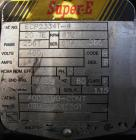 USED: Sihi liquid ring vacuum pump, model LPHR55320, carbon steel. 2