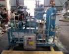 Used- SIHI Vacuum Pump, Model LPHY-45317. 316 Stainless steel construction. Nominally rated 105 cfm at 4