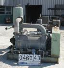 Used- SIHI Liquid Ring Vacuum Pump, Model LPHY85353. 6