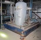 Used- Carbon Steel SIHI Vacuum Pump, Model LPHB-75330