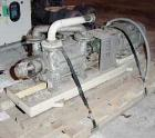Used- SIHI Liquid Ring Vacuum Pump, Carbon Steel. 2