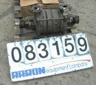 Used- Sihi Liquid Rind Vacuum Pump, Carbon Steel. 1-1/2