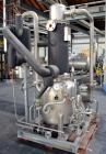 Used- Stainless Steel Sulzer Burckhardt Apovac System, Type PMZF-2510 D3X3