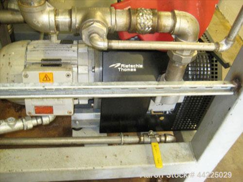 Used- Wintek Vacuum Skid, Model K08-VC200-C/40/R30