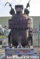 Used- 200 Gallon Carbon Steel Vulcan Reactor