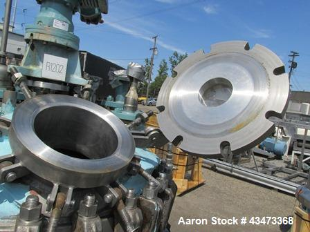 "Used- Precision Stainless Reactor, 100 Gallon, Hastelloy C276. Approximately 32"" diameter x 36"" straight side, dished remova..."