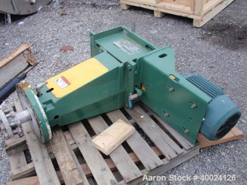 "Used- Roben Reactor, 5000 Gallon, Hastelloy C276, Vertical. 108"" diameter x 108"" straight side, dished top, elliptical botto..."