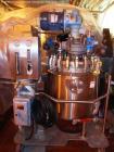 Used- Reactor, 30 gallon, hastelloyr.