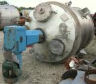 Used- Alloy Fab Reactor, 2000 gallon, Hastelloy C22, vertical. 78