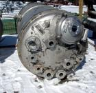 Used- Apache Reactor Body, 1000 gallon, Hastelloy C276, vertical. 51'' diameter x 108'' straight side. Dished top and bottom...