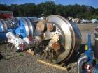 Used- Feldmeier Reactor, 250 Gallon, Hastelloy C276, Vertical. 44