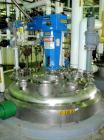 Used- Feldmeier Reactor, 2000 Gallon, Hastelloy C22, vertical. 78