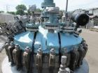 Used- Precision Stainless Reactor, 100 Gallon, Hastelloy C276. Approximately 32