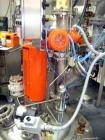 Used- Roben Reactor, 150 Gallon, Hastelloy C-22. Internal Rated 100 psi/Full Vacuum at 395 degrees F. 304L Stainless steel j...