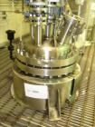 Used- Steel Pro Reactor, 20 Gallons, SB-575 Hastelloy Construction. Bolt-on dished top, dished bottom. Internal rated 150 ps...