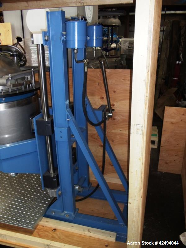 Used- 40 Liter Dedietrich QVF Glass Reactor Train System