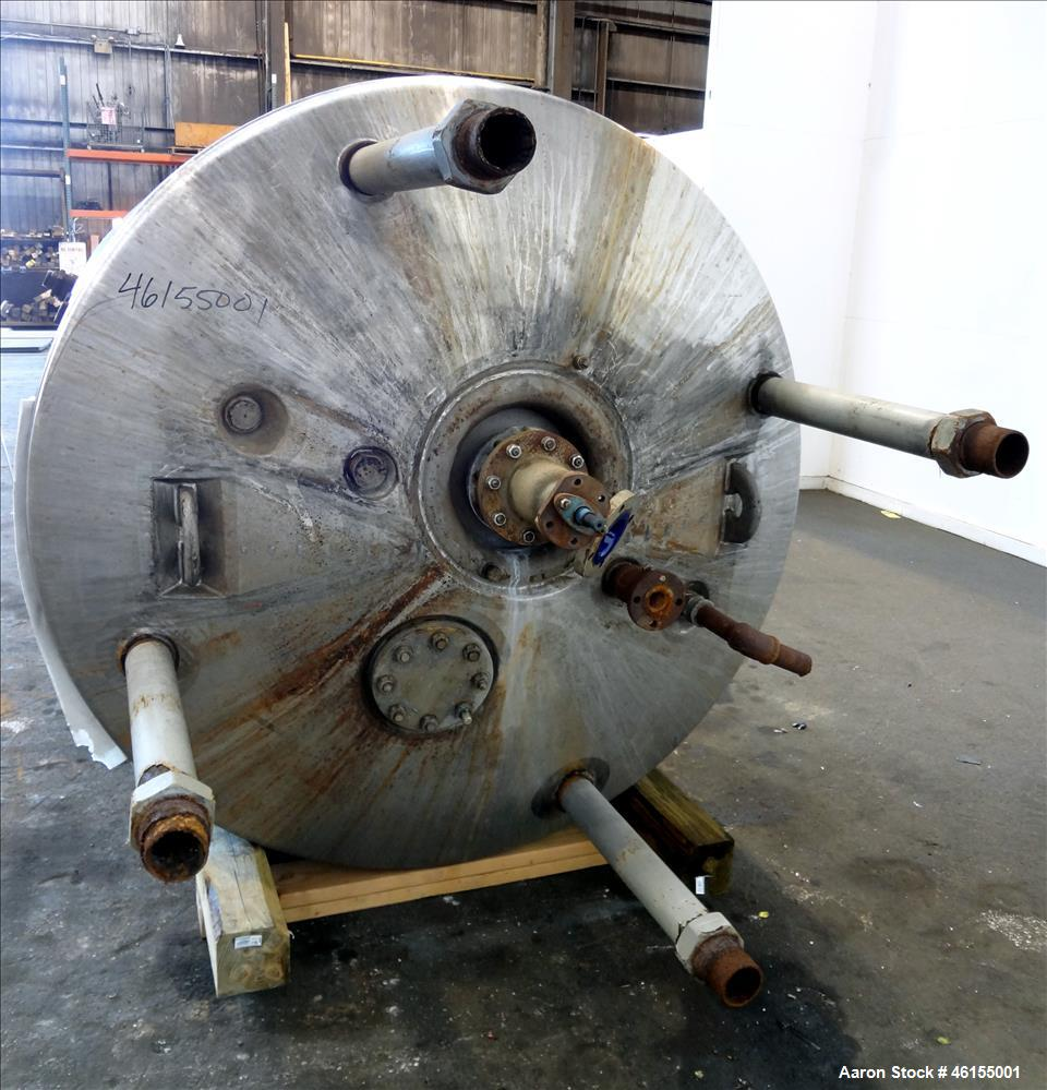 Used- Dedietrich Glass Lined Reactor