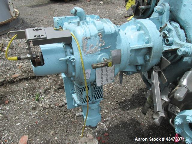Used- Pfaudler Glass Lined Reactor, 300 Gallon. Internal rated 150 psi & Full Vacuum at 450 degrees F. Jacket rated 150 psi ...