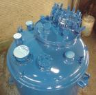 Used- DeDietrich 1000 Gallon Glass Lined Reactor Body with 30