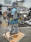 Used- 30 Gallon Dedietrich Glass Lined Reactor