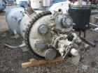 USED: Dedietrich approximately 200 gallon glass lined reactor. Rated 90 psi/full vacuum internal @ 500 deg F. 3008 glass. Ja...